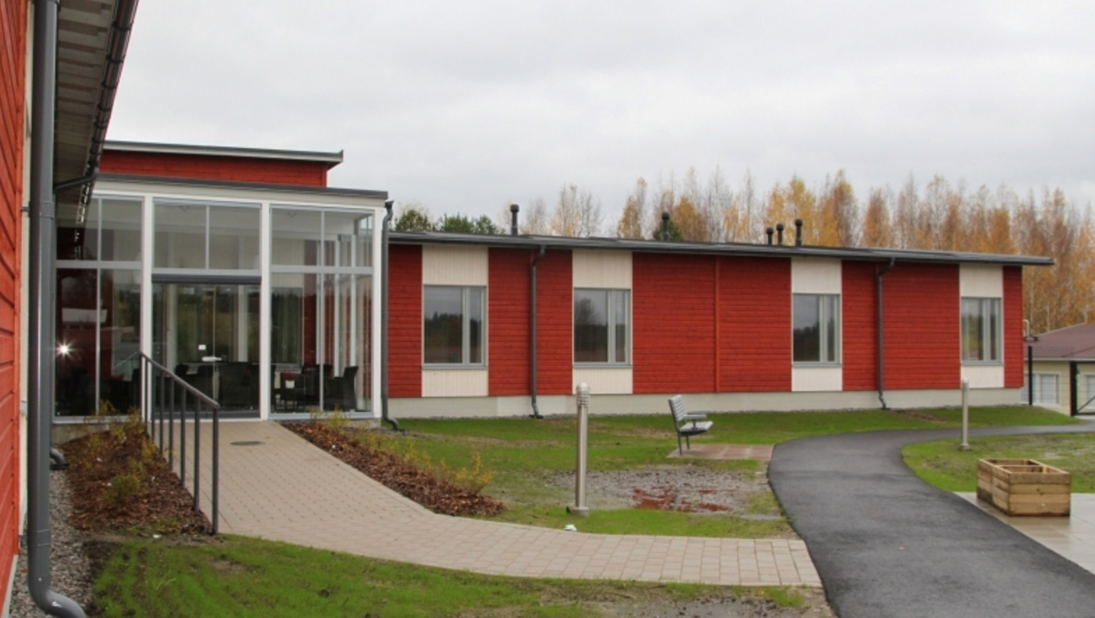 Estonian modular home producer exports houses for refugees for Modular haus deutschland