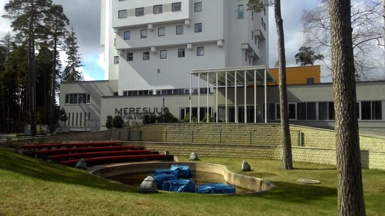 СПА-отель Meresuu выставлен на продажу по цене 7,7 млн евро