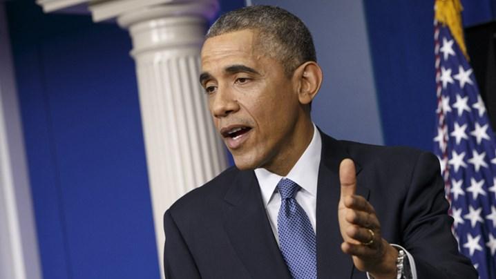 """Барак Обама подписал регламентирующий сбор данных о гражданах страны """"Акт свободы"""""""