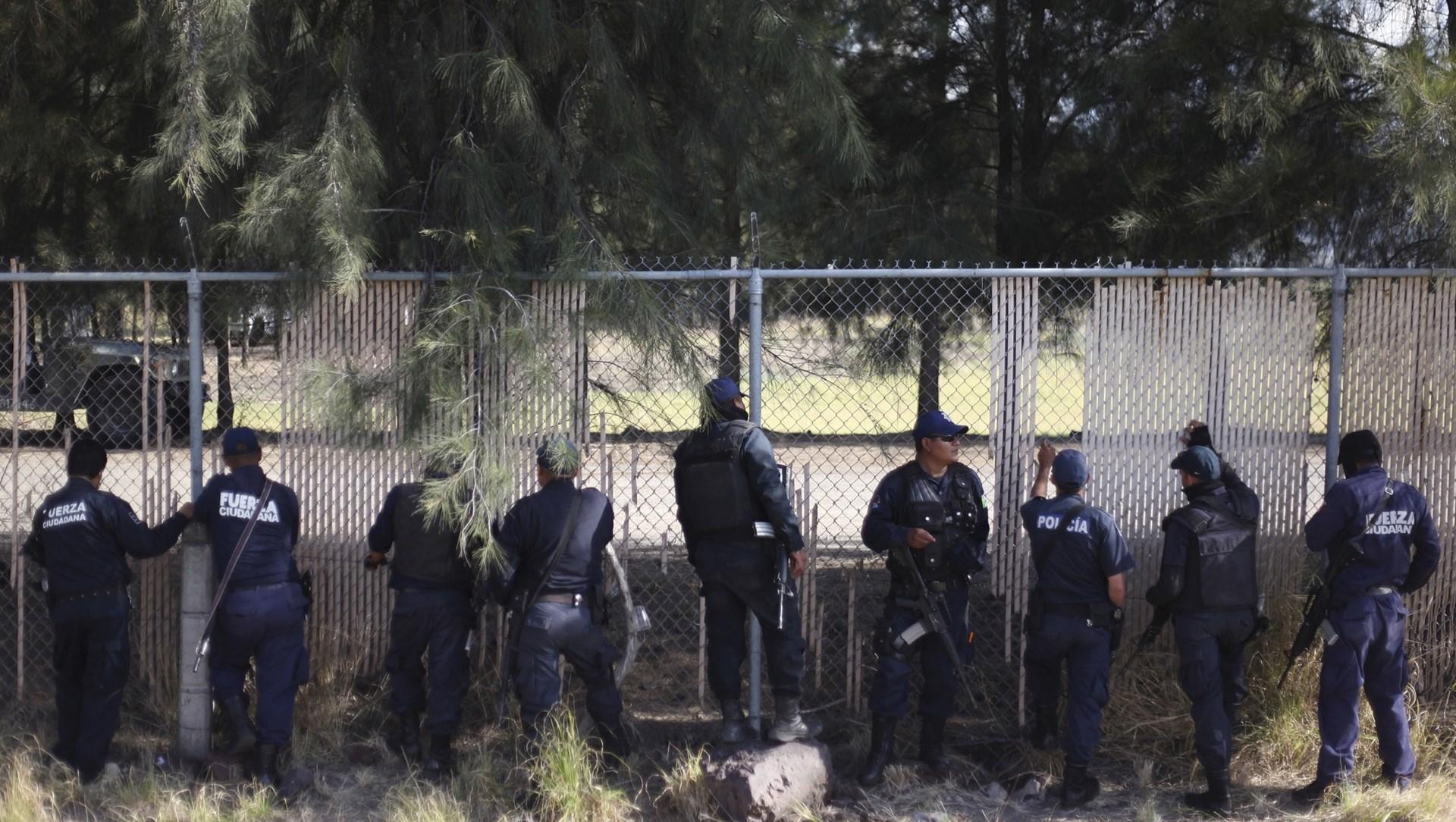 Մեքսիկայում  թմրաբիզնեսով զբաղվող հանցավոր խումբ է վնասազերծվել
