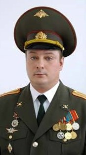 Russian Major General Aleksey Zavizon