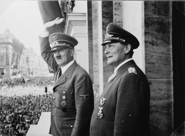 the abuse of power by german leader adolf hitler Adolf hitler - rise to power: socialist ideas but uncertain of its aims and divided in its leadership adolf hitler's accession to power in germany on.